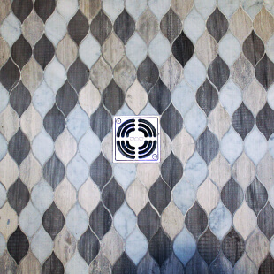 Shower floor tile installation NWI